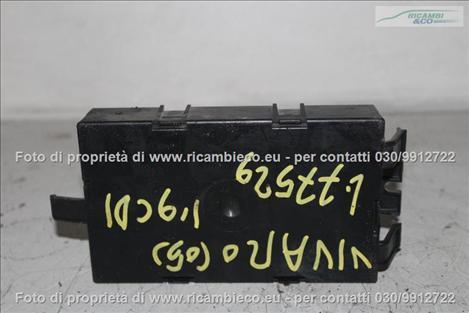 Opel VIVARO (99>06<)(06>13<) Centralina Body Computer 1.9 CDTI SAGEM P8200461556-K #2