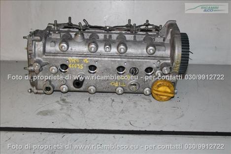 Fiat TIPO (6J) (15>) Testata motore (1.4 16V bz.) 843A1000 (70kw)  #1