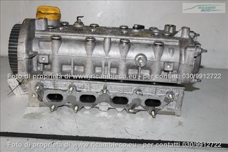 Fiat TIPO (6J) (15>) Testata motore (1.4 16V bz.) 843A1000 (70kw)  #5