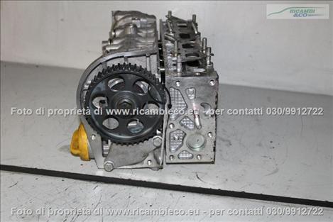 Fiat TIPO (6J) (15>) Testata motore (1.4 16V bz.) 843A1000 (70kw)  #2