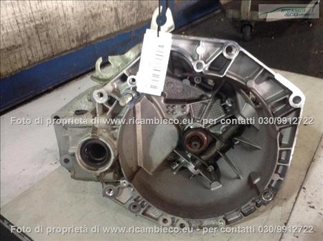 Fiat 500 (4S) (15>) Cambio (1.2 bz.) 5 marce (51kw) 169A4000 #1