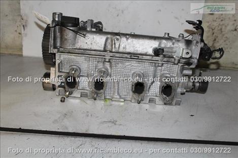 Fiat 500 (4S) (15>) Testata motore (1.2 bz.) 169A4000 (51kw)  #3