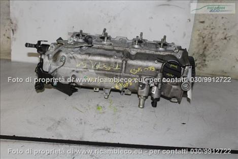 Fiat 500 (4S) (15>) Testata motore (1.2 bz.) 169A4000 (51kw)  #1