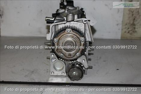 Fiat 500 (4S) (15>) Testata motore (1.2 bz.) 169A4000 (51kw)  #4