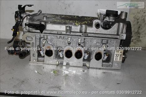 Fiat 500 (4S) (15>) Testata motore (1.2 bz.) 169A4000 (51kw)  #5