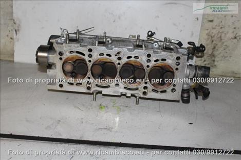 Fiat 500 (4S) (15>) Testata motore (1.2 bz.) 169A4000 (51kw)  #2