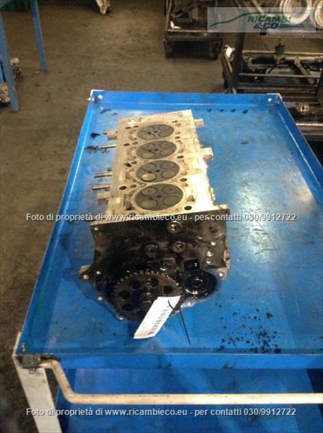 Fiat 500L (12>) Testata motore (1.3 16V MJT) 330A1000 (70kw)  #3