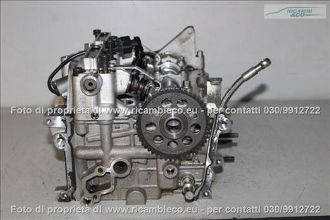 Fiat 500 (4S) (15>) Testata motore (0.9 TwinAir Turbo) 312A2000 (63kw) (1 foro scarico)  #4