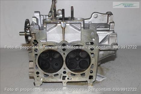 Fiat 500 (4S) (15>) Testata motore (0.9 TwinAir Turbo) 312A2000 (63kw) (1 foro scarico)  #6