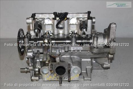 Fiat 500 (4S) (15>) Testata motore (0.9 TwinAir Turbo) 312A2000 (63kw) (1 foro scarico)  #3