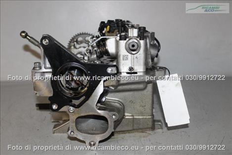Fiat 500 (4S) (15>) Testata motore (0.9 TwinAir Turbo) 312A2000 (63kw) (1 foro scarico)  #2