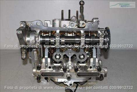 Fiat 500 (4S) (15>) Testata motore (0.9 TwinAir Turbo) 312A2000 (63kw) (1 foro scarico)  #5