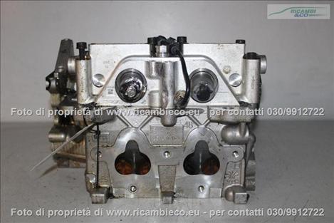 Fiat 500 (4S) (15>) Testata motore (0.9 TwinAir Turbo) 312A2000 (63kw) (1 foro scarico)  #1