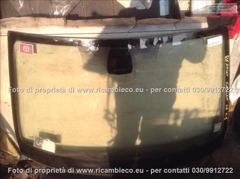 Renault LAGUNA (01>04<) Parabrezza C/sensore mod. retrovisore interno fotocromatico  #1