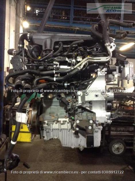 Fiat 500X (5F) (14>) Motore (1.4 MultiAir GPL) 55277701 (88kw) 5527701 #4