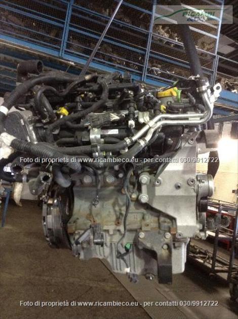 Fiat 500X (5F) (14>) Motore (1.4 MultiAir GPL) 55277701 (88kw) 55277701 #4