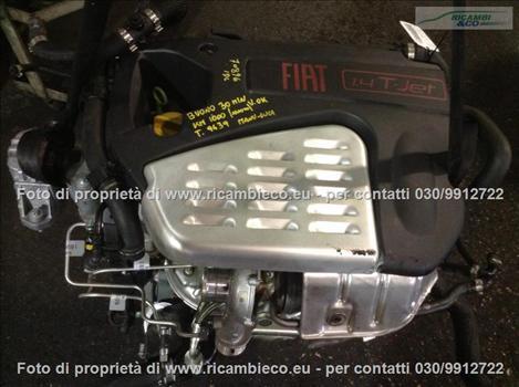 Fiat 500X (5F) (14>) Motore (1.4 MultiAir GPL) 55277701 (88kw) 5527701 #1