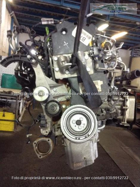 Fiat 500X (5F) (14>) Motore (1.4 MultiAir GPL) 55277701 (88kw) 55277701 #3