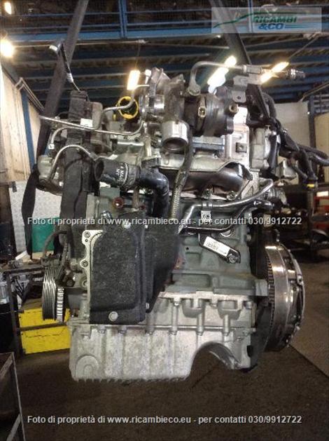 Fiat 500X (5F) (14>) Motore (1.4 MultiAir GPL) 55277701 (88kw) 55277701 #2