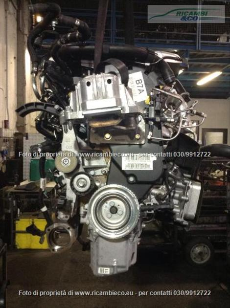 Fiat 500X (5F) (14>) Motore (1.4 MultiAir GPL) 55277701 (88kw) 5527701 #3