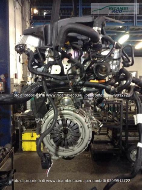 Fiat 500X (5F) (14>) Motore (1.4 MultiAir GPL) 55277701 (88kw) 5527701 #5