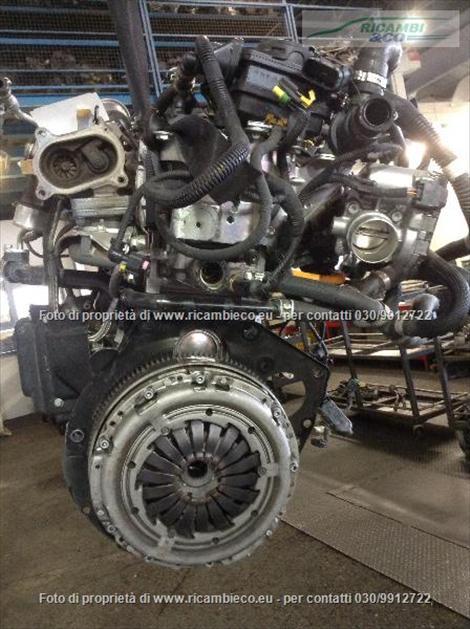 Fiat 500X (5F) (14>) Motore (1.4 MultiAir GPL) 55277701 (88kw) 55277701 #5