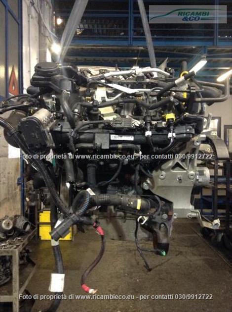 Alfa GIULIETTA (13>16<) (5Y) Motore (1.4 16V Multiair Turbo) 940A2000 (125kw) 940A2000 #4