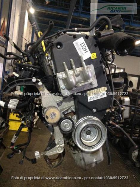 Alfa GIULIETTA (13>16<) (5Y) Motore (1.4 16V Multiair Turbo) 940A2000 (125kw) 940A2000 #3