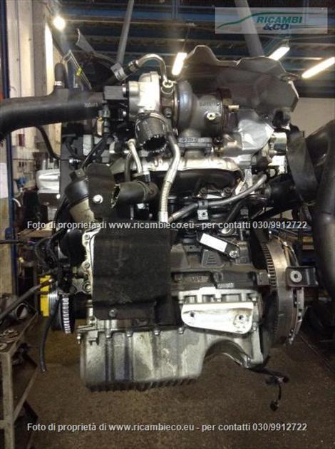 Alfa GIULIETTA (13>16<) (5Y) Motore (1.4 16V Multiair Turbo) 940A2000 (125kw) 940A2000 #2