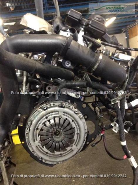 Alfa GIULIETTA (13>16<) (5Y) Motore (1.4 16V Multiair Turbo) 940A2000 (125kw) 940A2000 #5