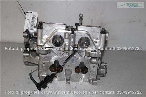 Fiat 500 (83) (12>15<) Testata motore (0.9 TwinAir Turbo) 312A2000 (63kw) (1 foro scarico)  #3