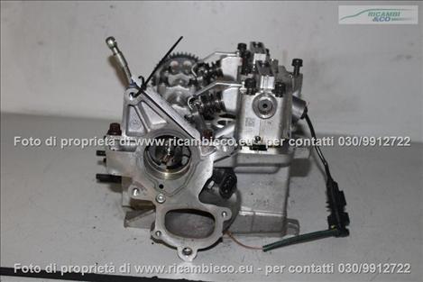 Fiat 500 (83) (12>15<) Testata motore (0.9 TwinAir Turbo) 312A2000 (63kw) (1 foro scarico)  #6
