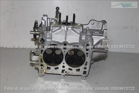 Fiat 500 (83) (12>15<) Testata motore (0.9 TwinAir Turbo) 312A2000 (63kw) (1 foro scarico)  #1