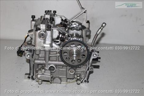 Fiat 500 (83) (12>15<) Testata motore (0.9 TwinAir Turbo) 312A2000 (63kw) (1 foro scarico)  #4