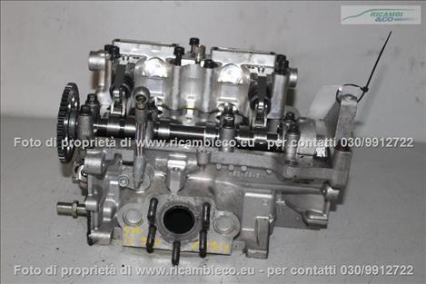 Fiat 500 (83) (12>15<) Testata motore (0.9 TwinAir Turbo) 312A2000 (63kw) (1 foro scarico)  #5