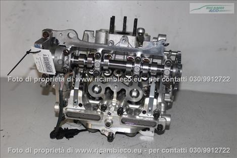 Fiat 500 (83) (12>15<) Testata motore (0.9 TwinAir Turbo) 312A2000 (63kw) (1 foro scarico)  #2