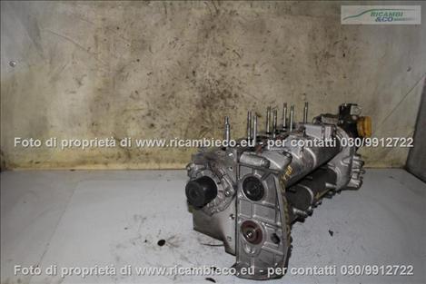 Alfa GIULIETTA (10>13<) Testata motore (2.0 16V JTDm) 940B4000 (129Kw)  #5
