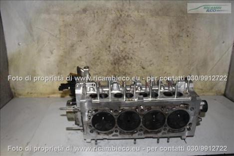 Alfa GIULIETTA (10>13<) Testata motore (2.0 16V JTDm) 940B4000 (129Kw)  #2