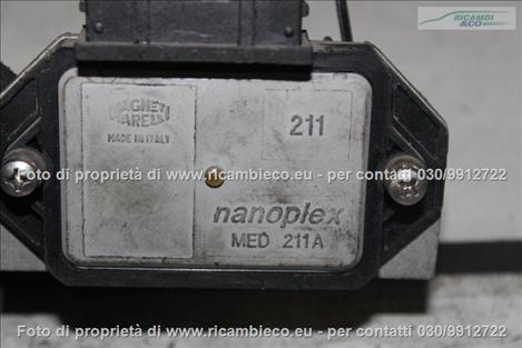 Fiat CINQUECENTO (92>98<) Centralina accensione 700 bz. MARELLI NANOPLEX MED211A #4