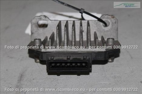 Fiat CINQUECENTO (92>98<) Centralina accensione 700 bz. MARELLI NANOPLEX MED211A #2