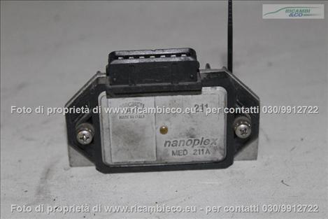 Fiat CINQUECENTO (92>98<) Centralina accensione 700 bz. MARELLI NANOPLEX MED211A #3