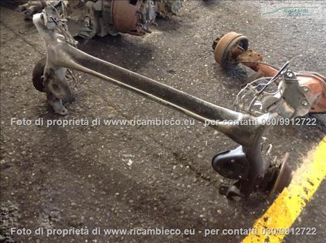 Renault MEGANE (08>10<) Assale post. Dischi C/Abs 1.5 DCI Berlina  #4