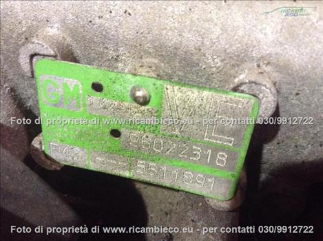 BMW Serie 3 (E46) (98>01<) Cambio automatico (1.9 bz.) 96022318 #6
