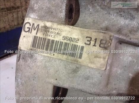 BMW Serie 3 (E46) (98>01<) Cambio automatico (1.9 bz.) 96022318 #7