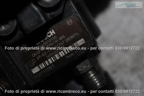 Alfa 159 (05>10<) Pompa iniezione 1.9 16V JTD (Bosch 150) bosch 0445010150 #4