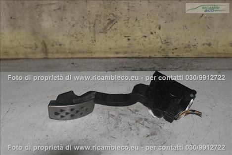 Opel CORSA (S07) (11>) Potenziometro acceleratore + pedale 1.2 16V GPL-Tech (63kw) BITRON 13305804 #1