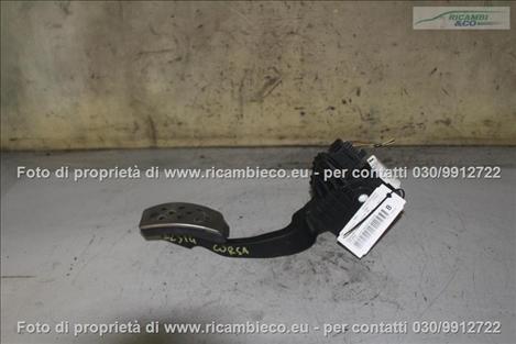 Opel CORSA (S07) (11>) Potenziometro acceleratore + pedale 1.2 16V GPL-Tech (63kw) BITRON 13305804 #2