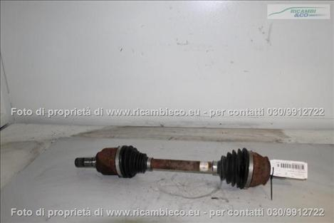 Fiat 500L (17>) (4F) (5 posti) Semialbero ant. 1.6 MJT (88kw) 6marce  #1
