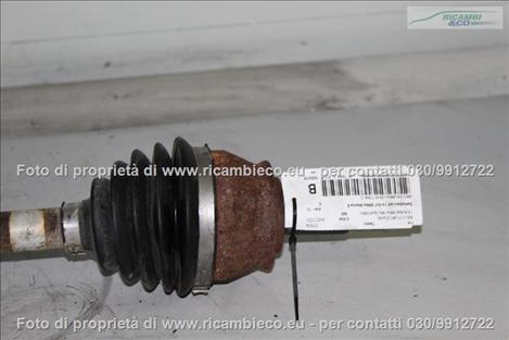 Fiat 500L (17>) (4F) (5 posti) Semialbero ant. 1.6 MJT (88kw) 6marce  #2