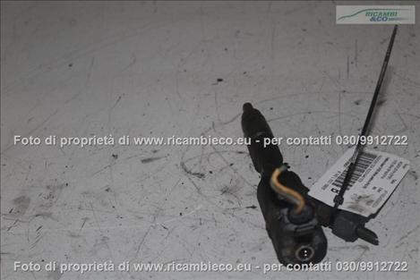 Renault MEGANE (02>05<)(06>08<) Iniettore diesel 1.9 DCI (96kw) elettrico (F9Q E8) (Bosch 230) BOSCH 0445110230 #4